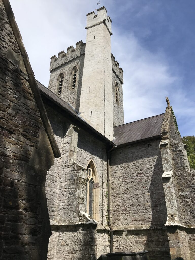 St Marys Church Spire