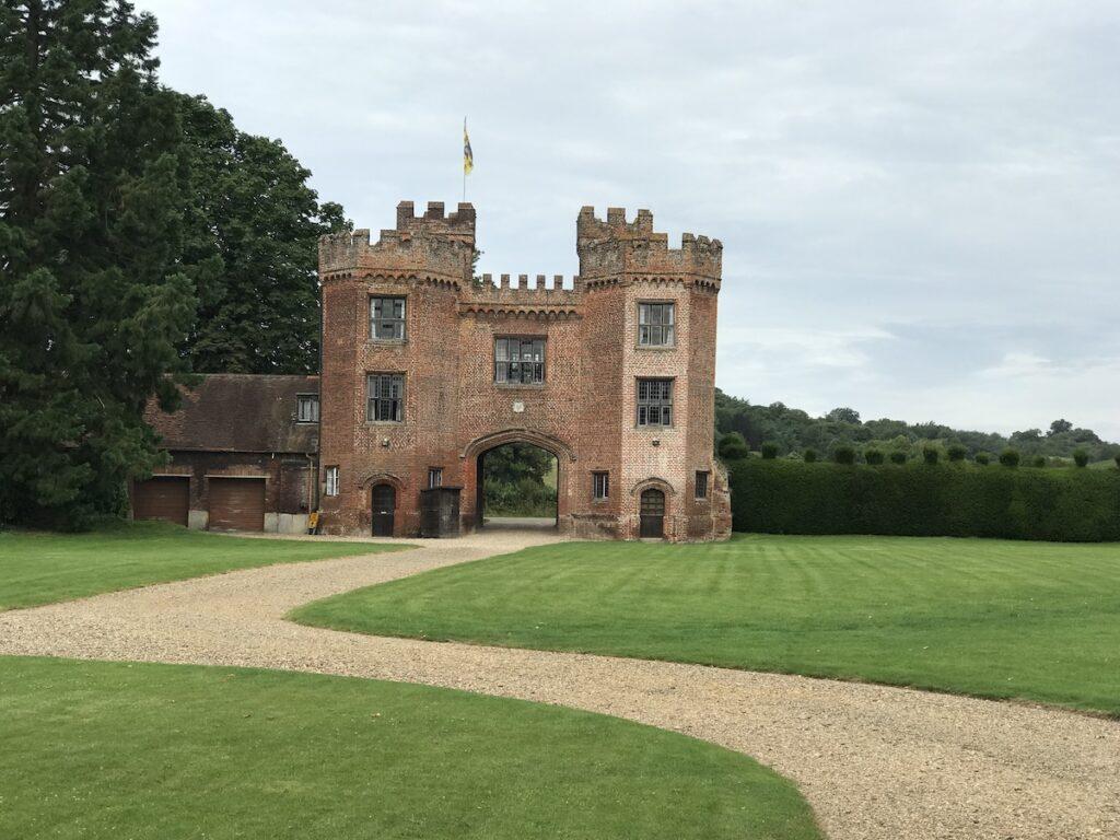 Lullingstone Gatehouse