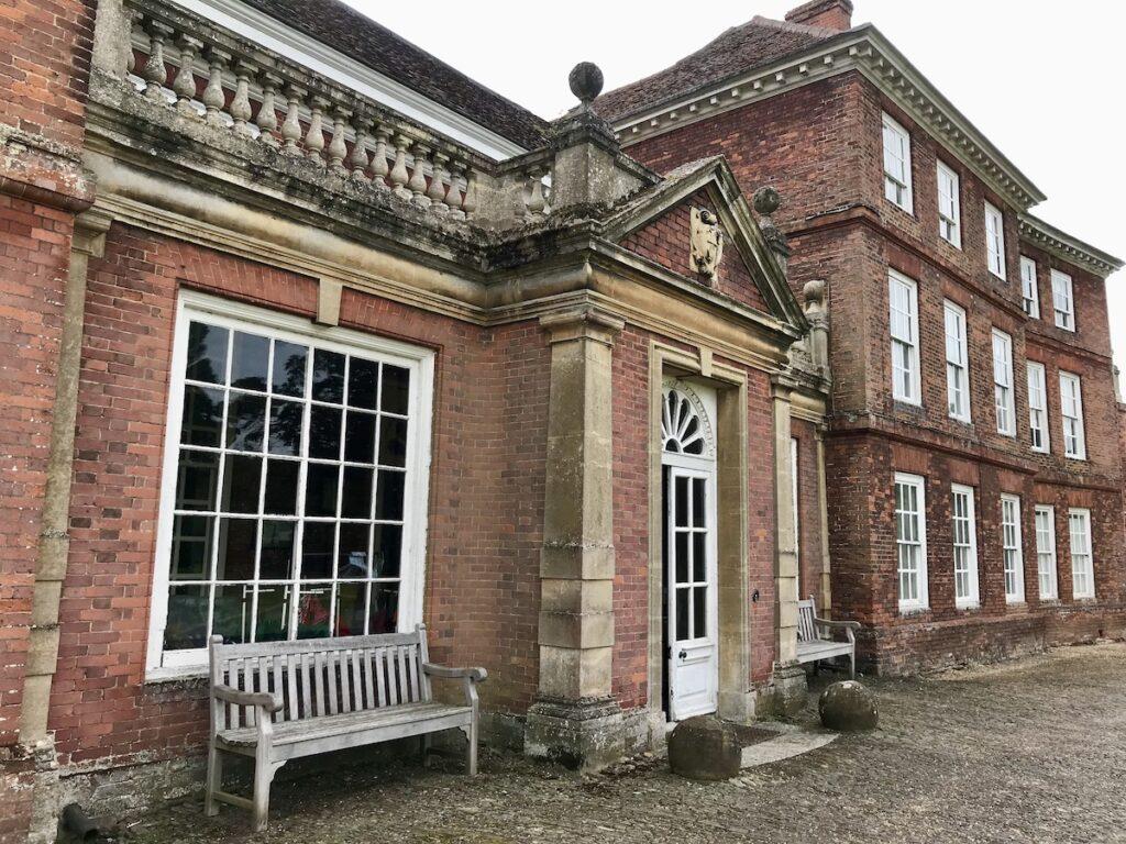 Lullingstone mansion