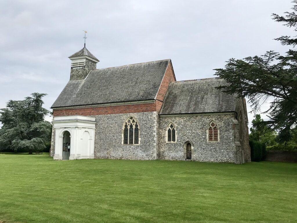 Lullingstone Norman Church