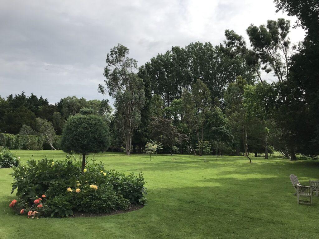 Formal grounds at Lullingstone