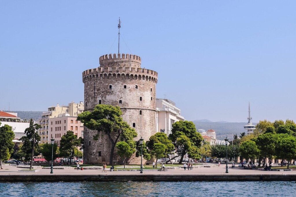 Thessaloniki route from Bristol Airport