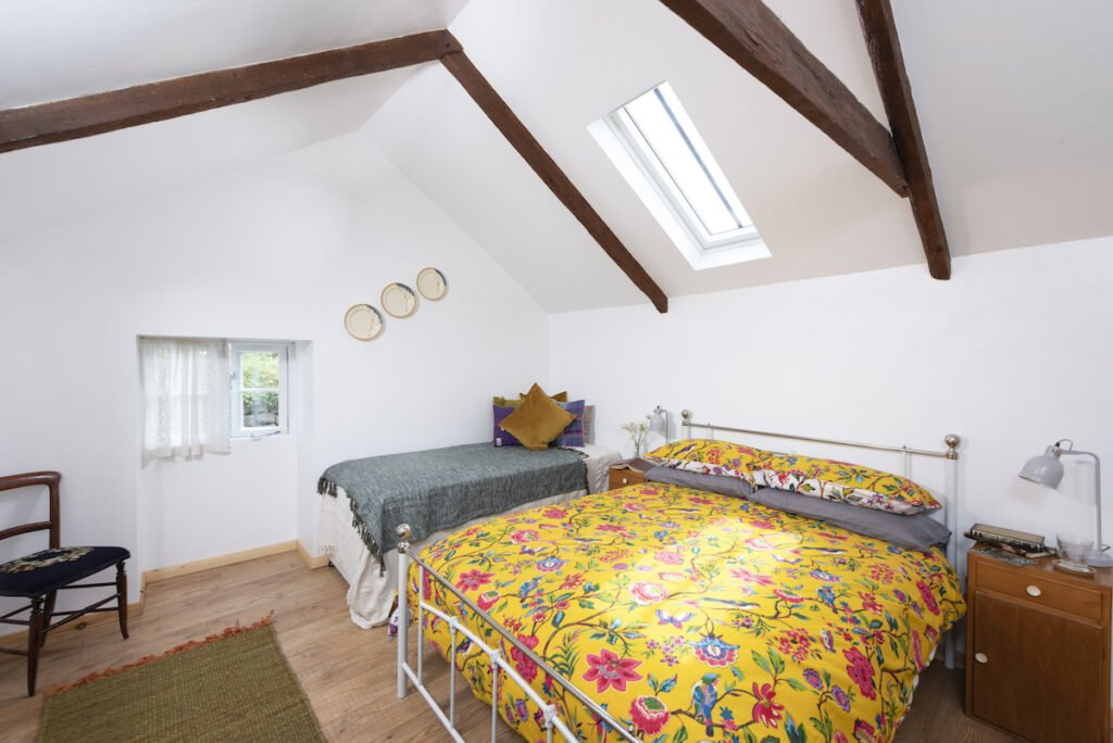 Bedroom in the Pigsty