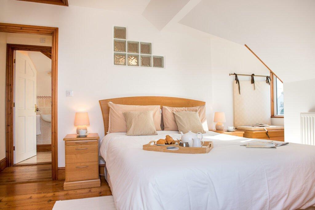 Bedroom at Gwel-an-Keynvor